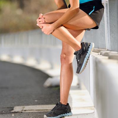 knän som knakar och gör ont